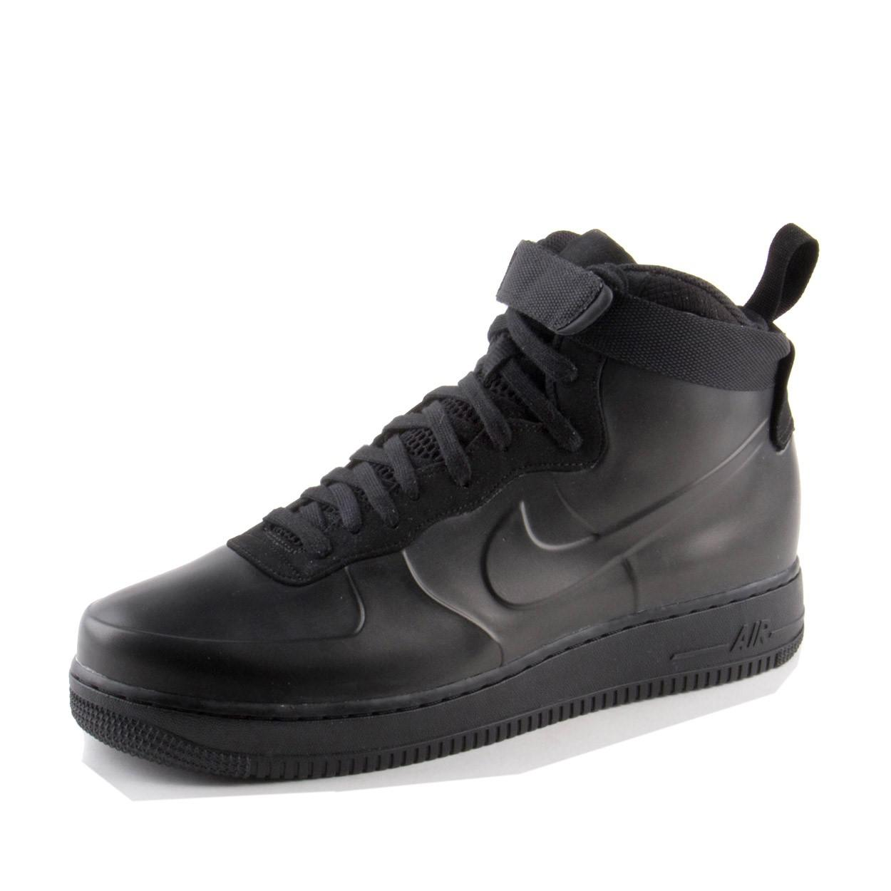 0237bf6df3ff2 Lyst - Nike Air Force 1 Foamposite Cup Black Ah6771-001 in Black for Men