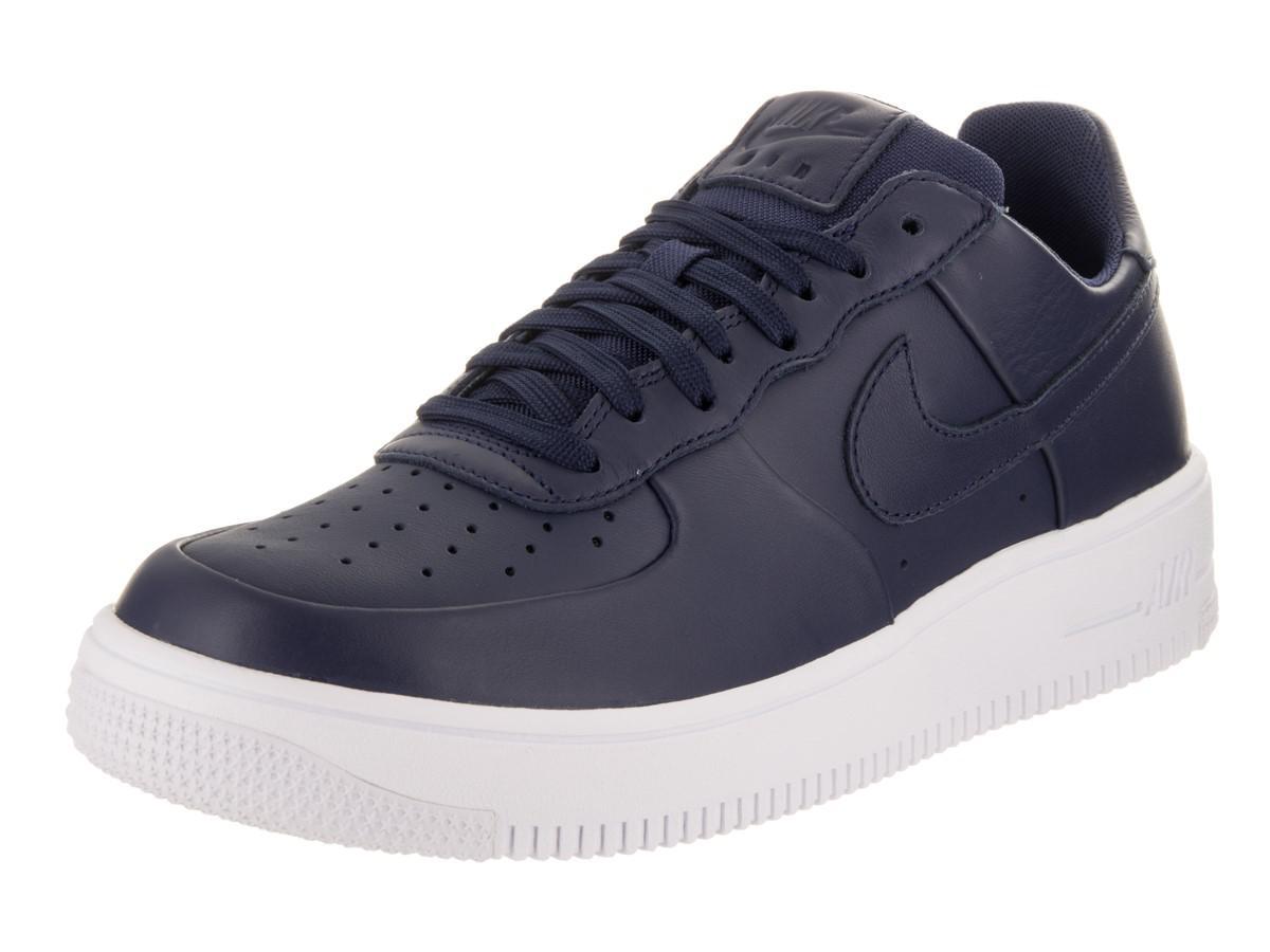 Lyst Nike Air Force 1 Ultraforce Leather Binary Blue/binary Blue