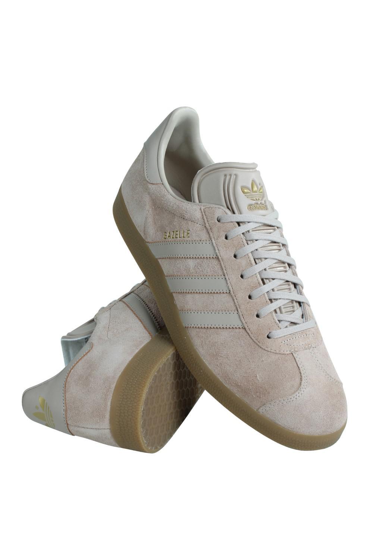 lyst adidas gazelle clabro / clabro / gum3 casual schuh 8 männer uns