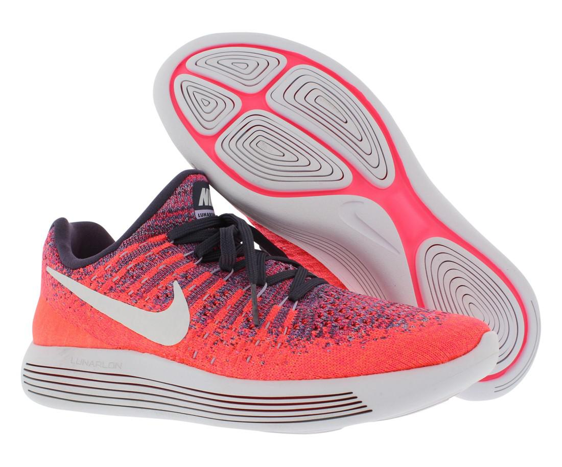 check out b8d2b 3e3fe nike lunarepic low flyknit cheap white and red shoes