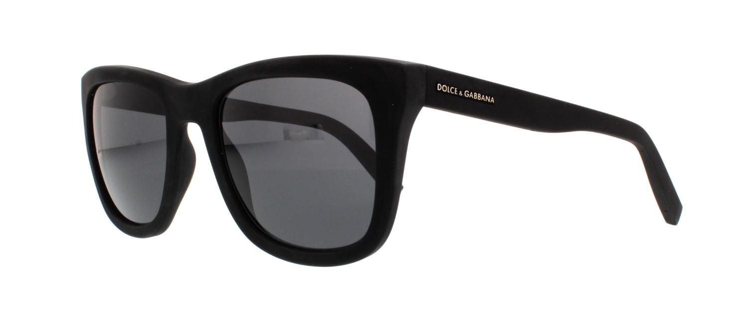763dcab3bbd5 Lyst - Dolce   Gabbana D g Mens 0dg2145 Square Sunglasses in Black ...