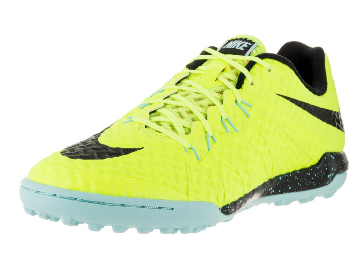 8c34c5f023c6 Lyst - Nike Hypervenomx Finale Tf Volt black Black Hyper Turq Turf ...