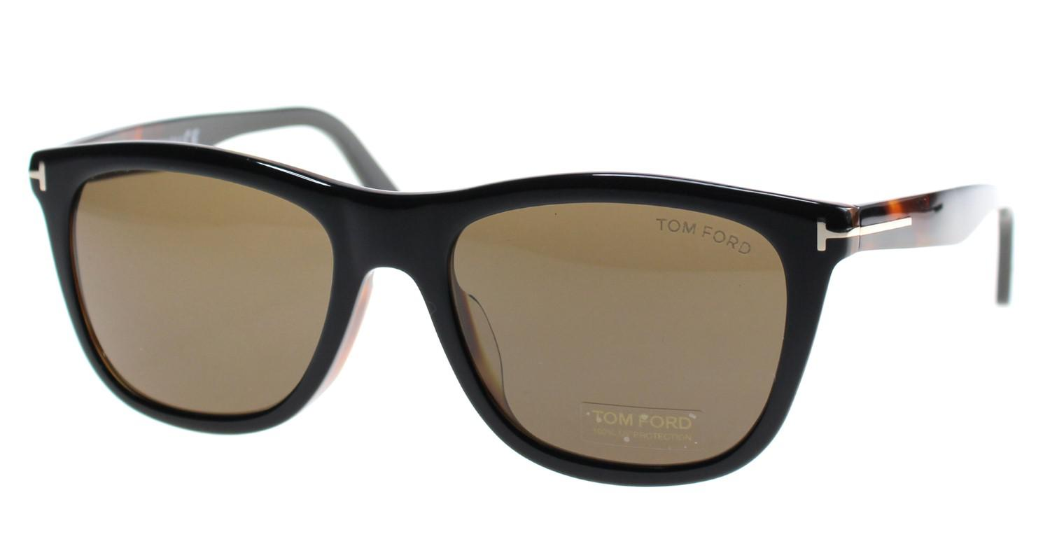 f3cb3dc98c Lyst - Tom Ford Ft0500-f Andrew Sunglasses  other   Roviex in Black
