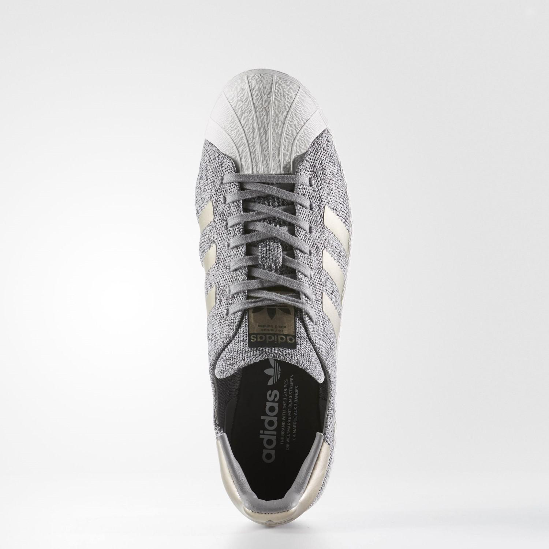 pretty nice 0a228 0812e Lyst - Adidas Originals Primeknit Superstar Boost Shoes for Men