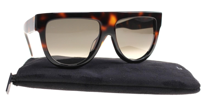 39cceaa2ae Céline - Multicolor Havana 41026s Aviator Sunglasses - Lyst. View fullscreen
