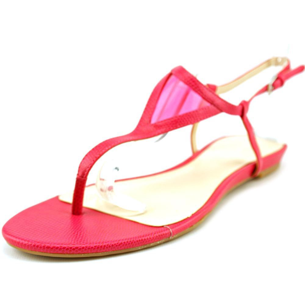 6a16d289985d Lyst - Nine West Othello Pink Thong Sandal in Pink