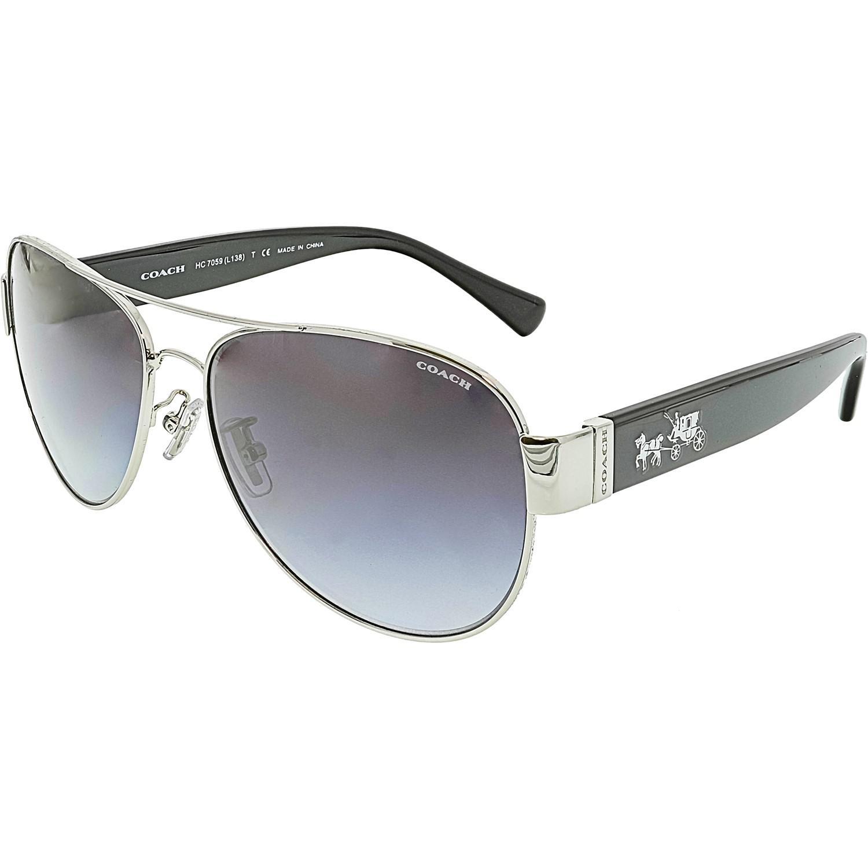 f5f483d74e6c ... cheapest lyst coach l138 hc7059 sunglasses 901511 58 in black 43c1a  957ff