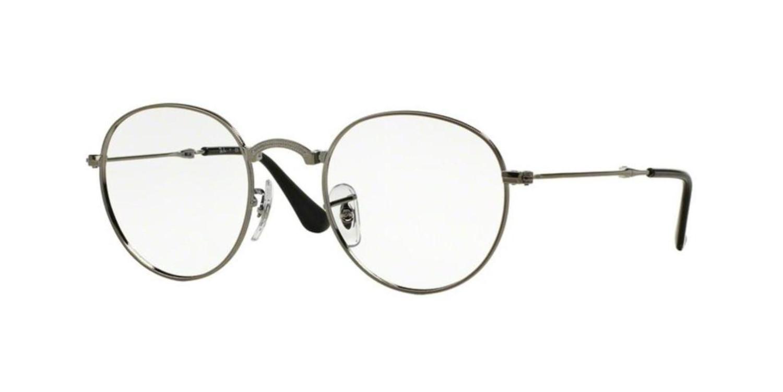 6a704fcda22 Lyst - Ray-Ban Eyeglasses Optical Rx 3532 V 2502 Gunmetal in Metallic