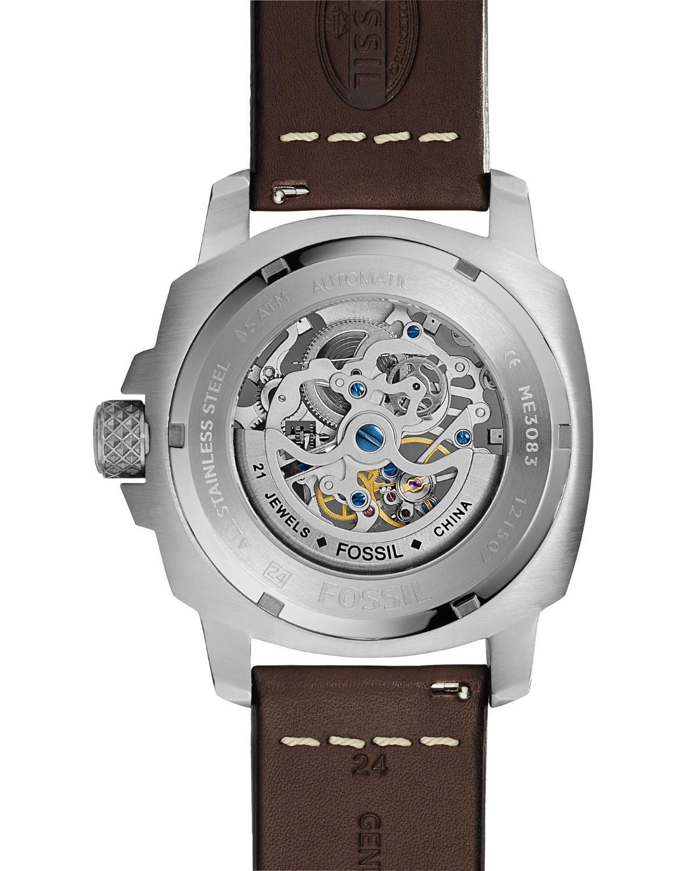 Lyst Fossil Wrist Watches By In Metallic Bq 3030 Gallery