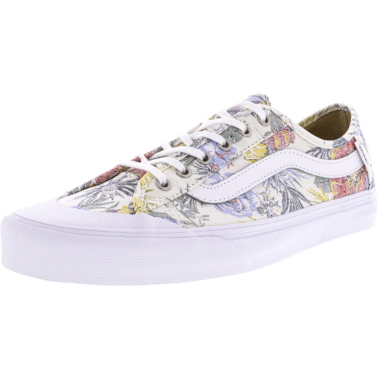 Lyst - Vans Black Ball Sf Desert Floral Ankle-high Canvas ... 8ccddd142