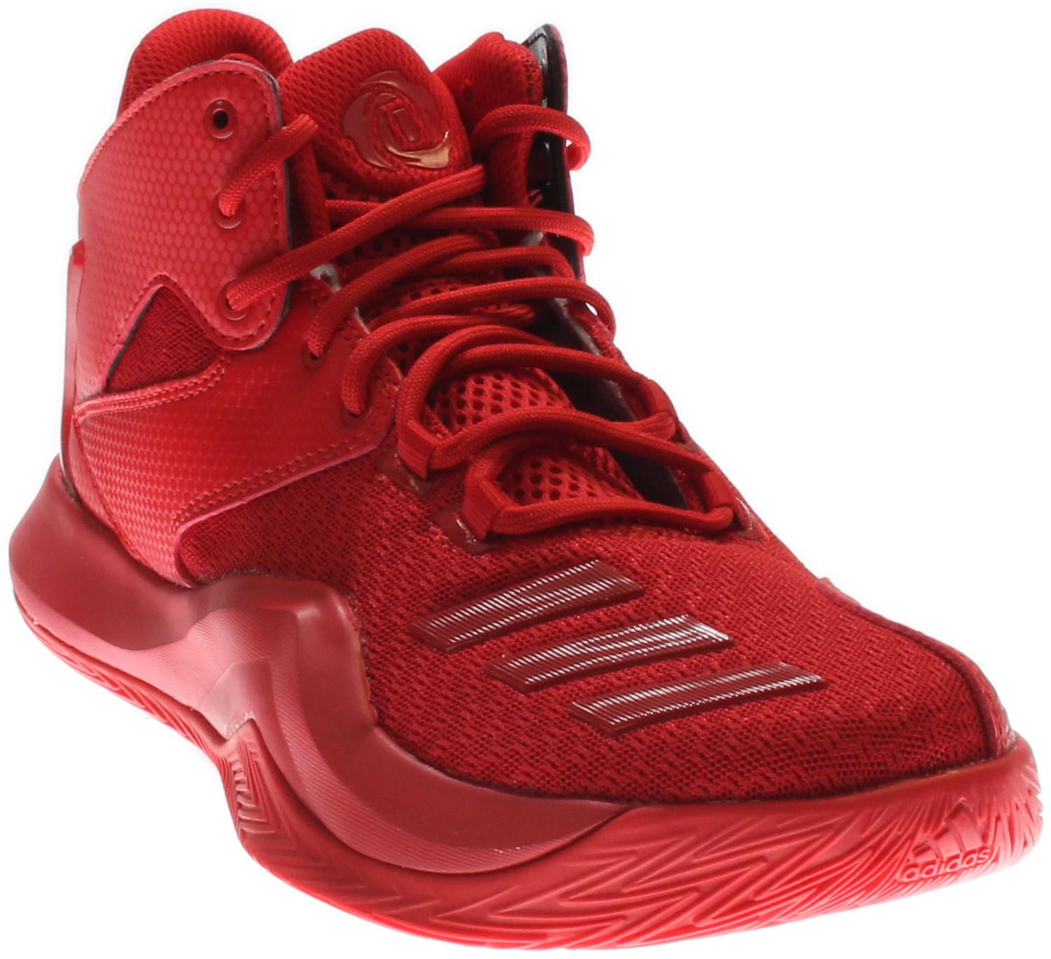 577a817cd874 Lyst - adidas D Rose 773 V in Red for Men