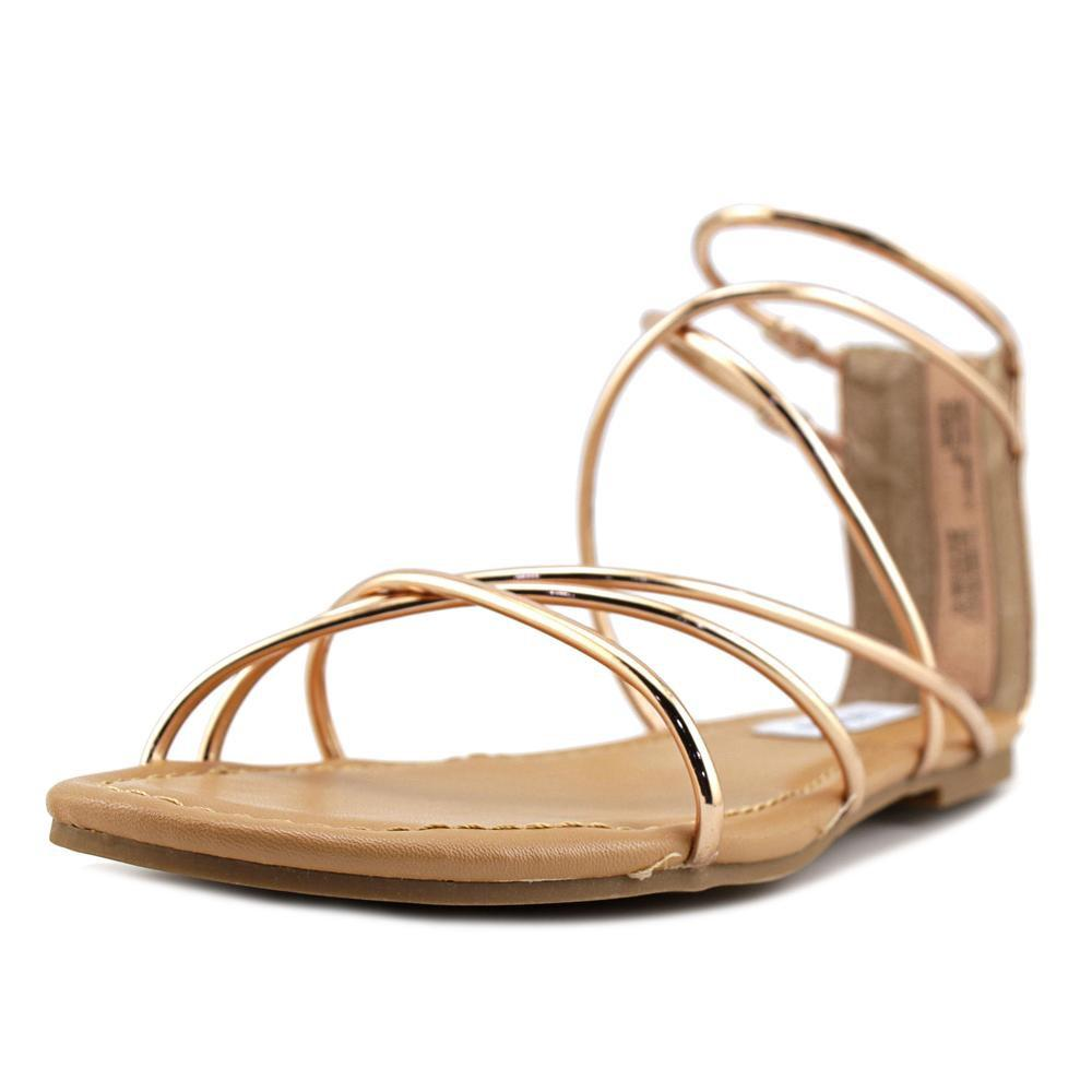 3ebfe2bb7c0 Lyst - Steve Madden Sapphire Women Us 10 Pink Gladiator Sandal