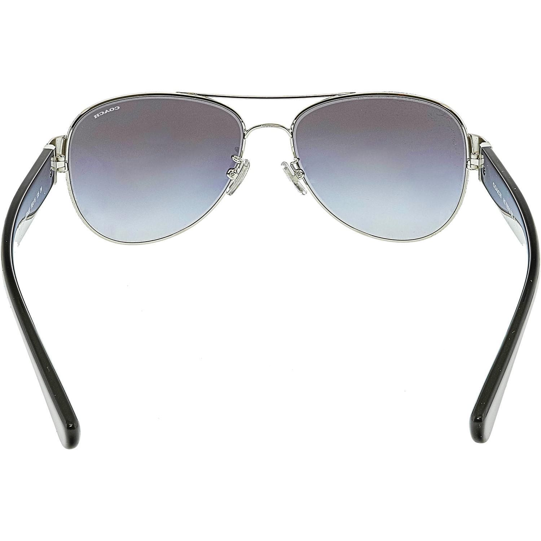 1f7c5b39f3 Lyst - COACH L138 Hc7059 Sunglasses 901511-58 in Black