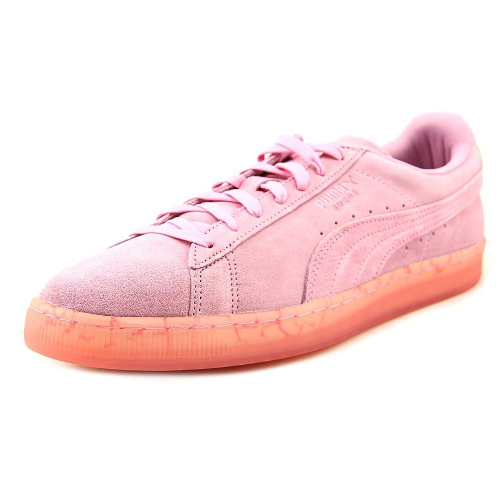 27cd7e61f482 Lyst - PUMA Suede Classic Easter Fm Sneakers Shoes in Pink