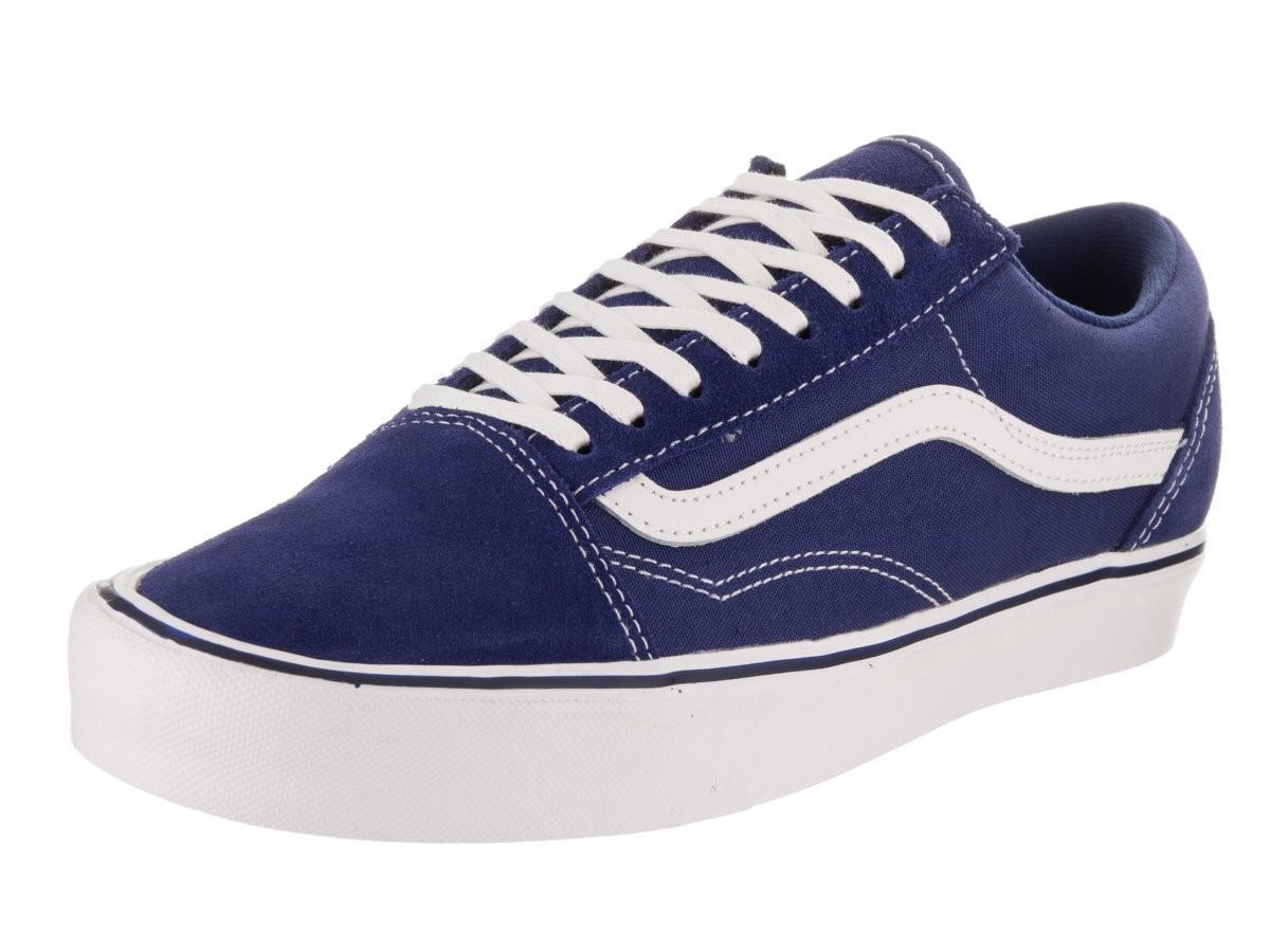 9caaead68ee Lyst - Vans Vn-0a2z5wmiw   Unisex Old Skool Lite Bluedephts Skate ...