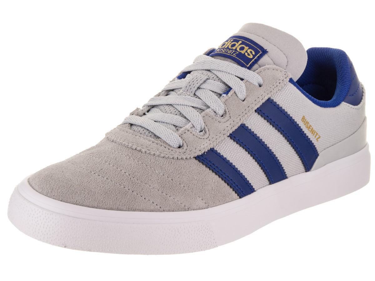 b33e74268b Lyst - adidas Busenitz Vulc Skate Shoe 11 Us in Gray for Men