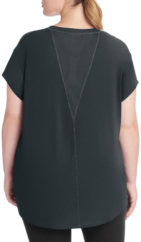 3373a956346 Champion - Black Plus Gym Issue T-shirt - Lyst. View fullscreen
