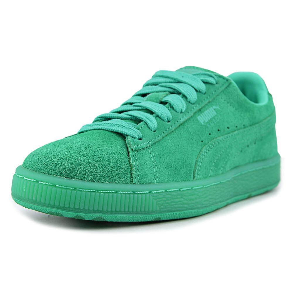 b8dea0808ac ... Lyst - Puma Suede Classic Ice Mix Jr Youth Us 5.5 Green Sneakers in .