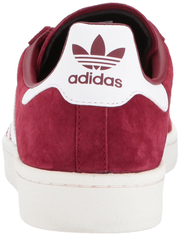 Zapatillas Lyst Casual Originals Lyst para Adidas Campus Originals en rojo para hombre e728818 - www.linkqq.pw