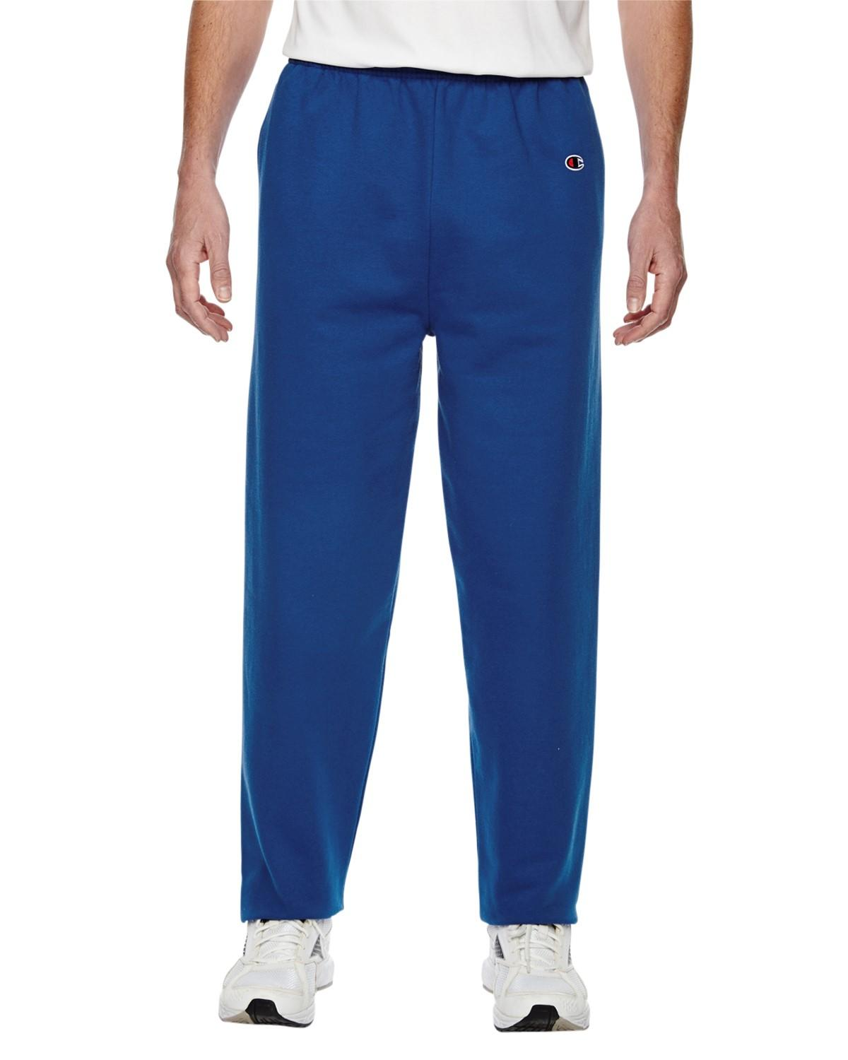 e4dc85b8ca24 Lyst - Champion Cotton Max Fleece Pant in Blue for Men