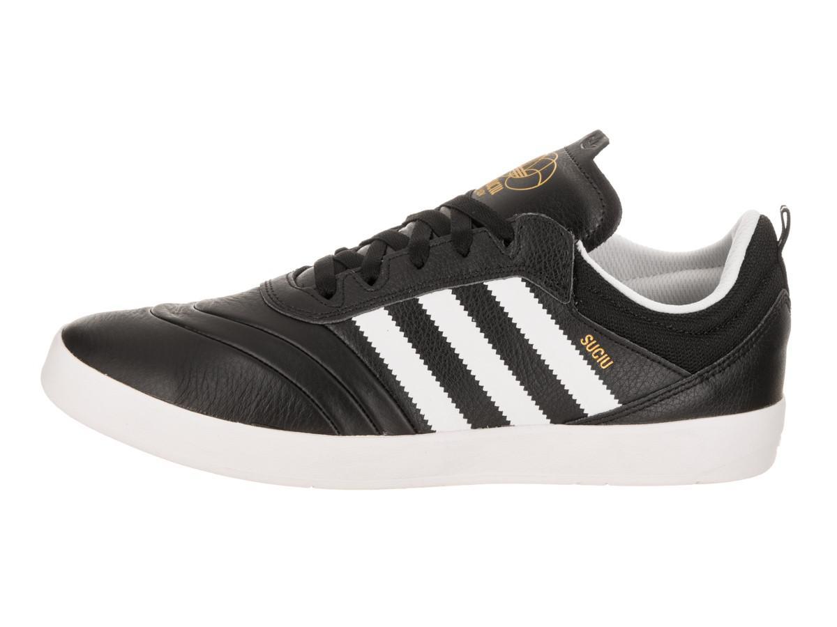 Lyst adidas Suciu Adv Cblackftwwhtgoldmt Skate Shoe 8