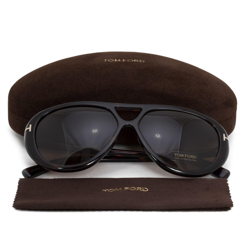 654f71f269c Lyst - Tom Ford Marley Aviator Sunglasses Ft0510 52j 59