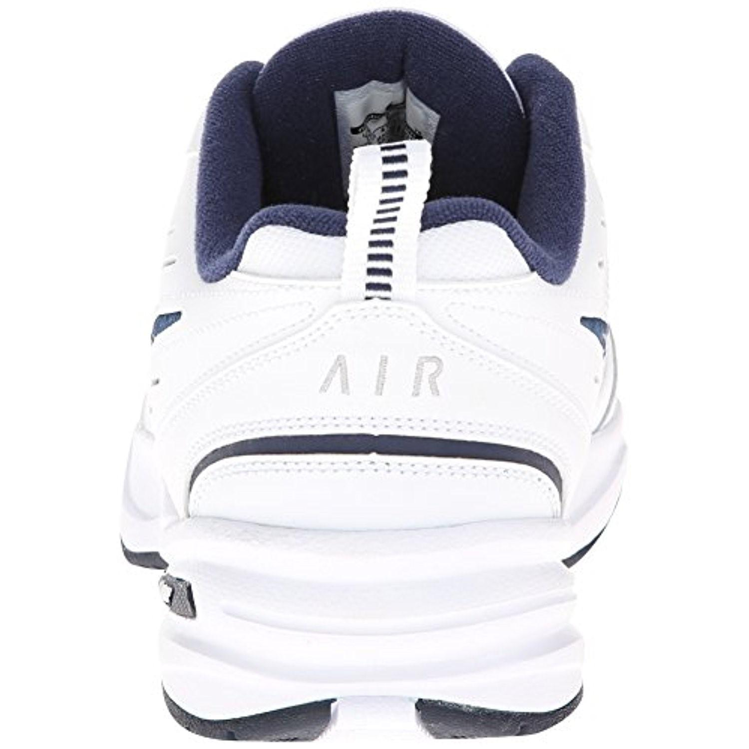 the latest 04a1e 6cf97 Lyst - Nike Air Monarch Iv Lifestyle gym Shoe in Blue