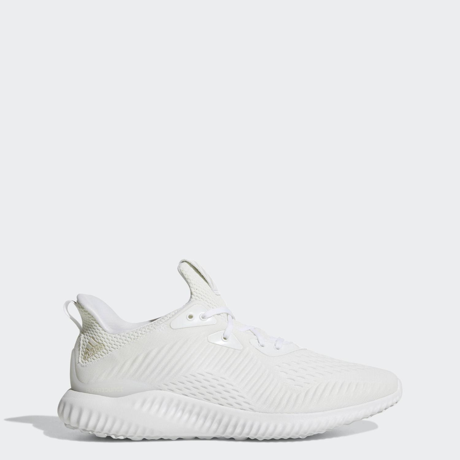 a09b2c929a220 Lyst - adidas Alphabounce Em Running Shoes - - - 9.5 in White for Men