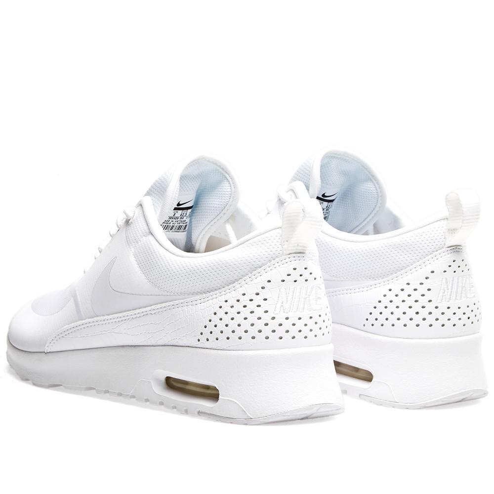 7b3178e4a081c7 Lyst - Nike Air Max Thea White 599409-104 in White for Men