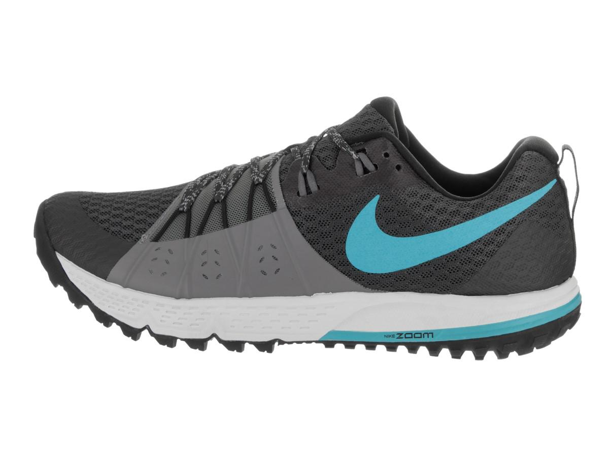 8257d65cf7ca9e Lyst - Nike Air Zoom Wildhorse 4 Anthracite blue Fury cool Grey ...