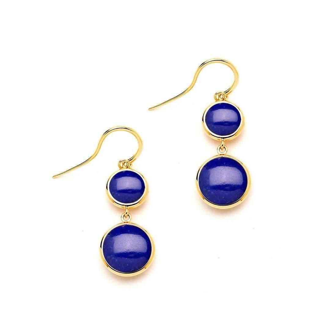 Syna 18kt Lapis Lazuli Earrings M7SDGNM