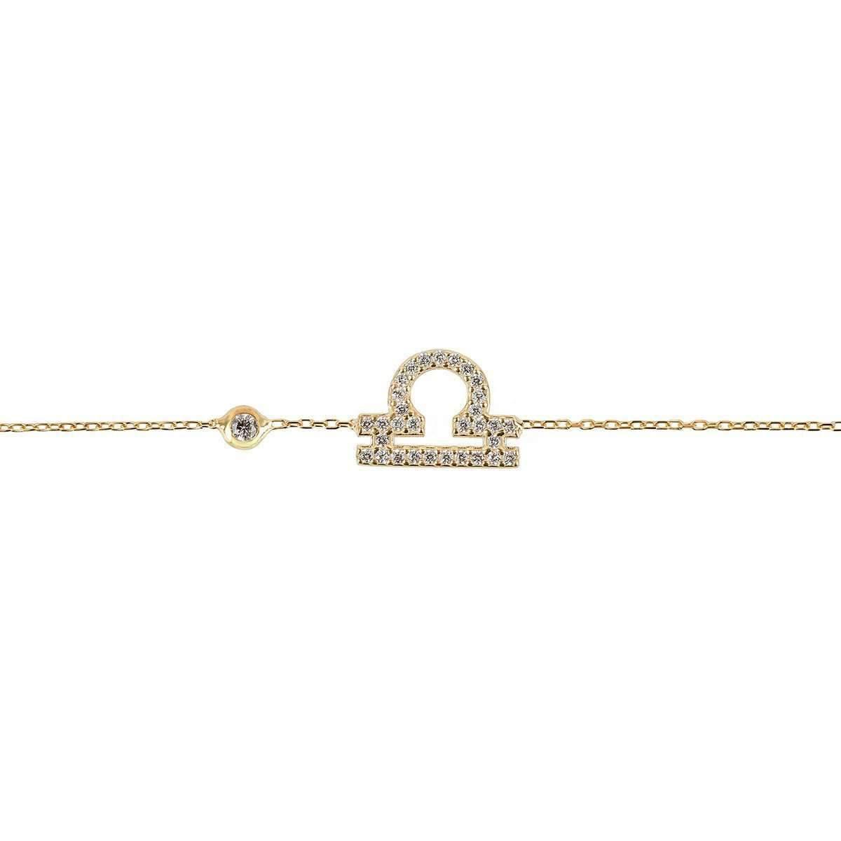 Latelita London Libra Zodiac Bracelet Silver eVvbOeaTpn