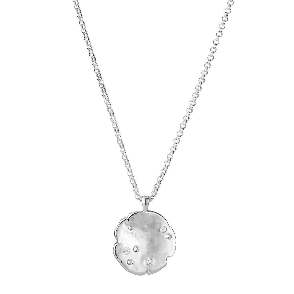 Deborah Blyth Jewellery Cosmos Necklace Silver