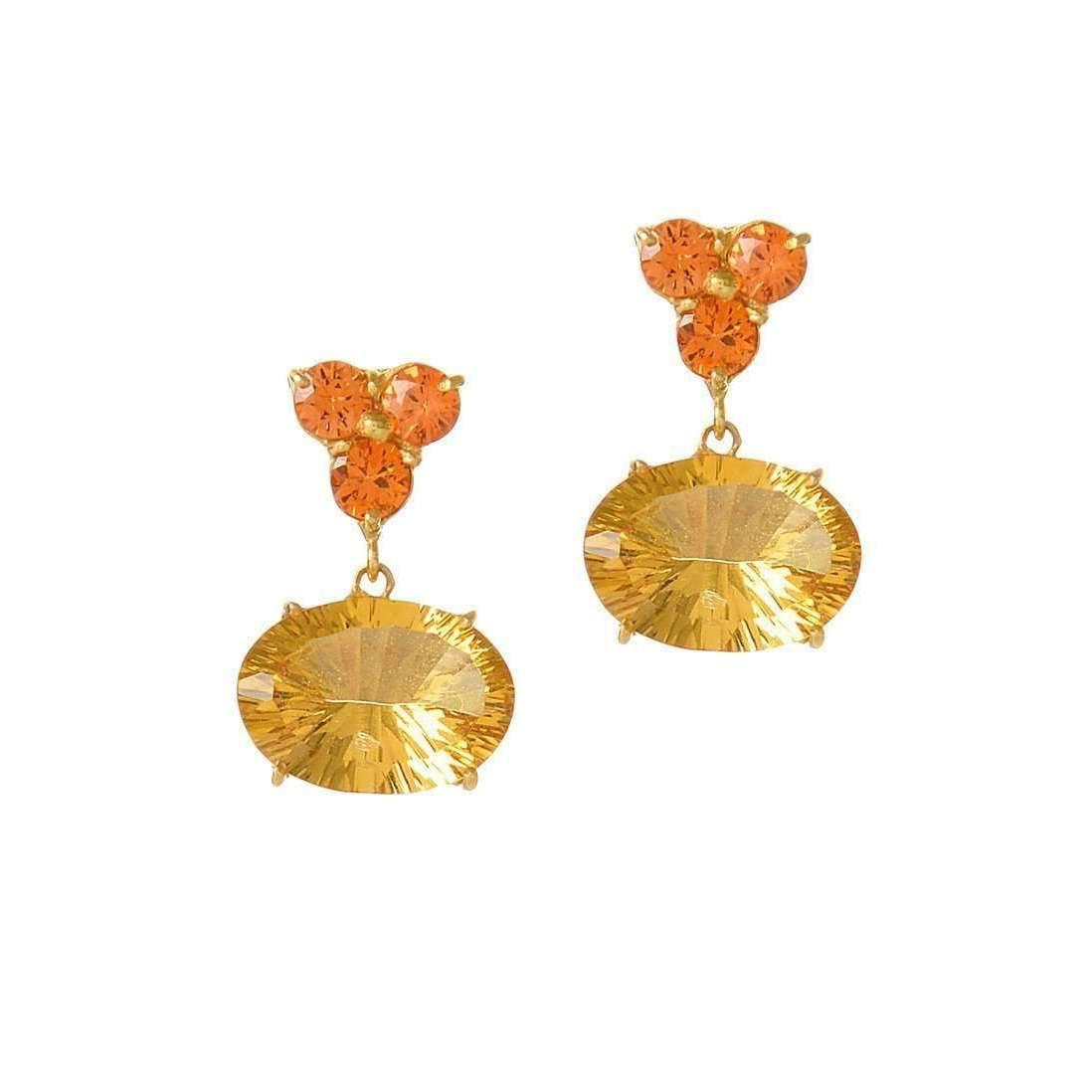 Alexandra Alberta Sunset Earrings Ndikk
