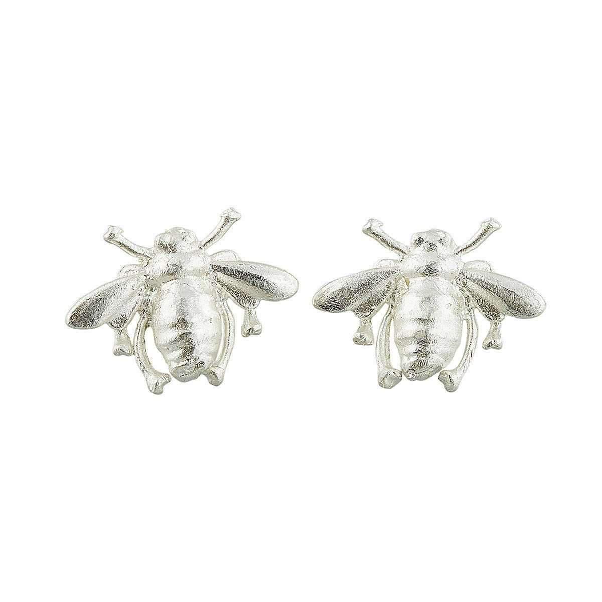 Deborah Blyth Jewellery Gold Bee Stud Earrings 9h8XwcG