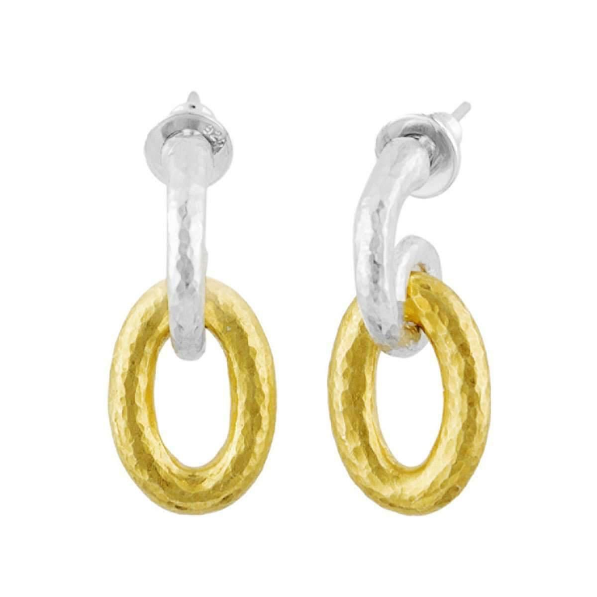 Gurhan Galahad Double-Drop Earrings gFzESpfi