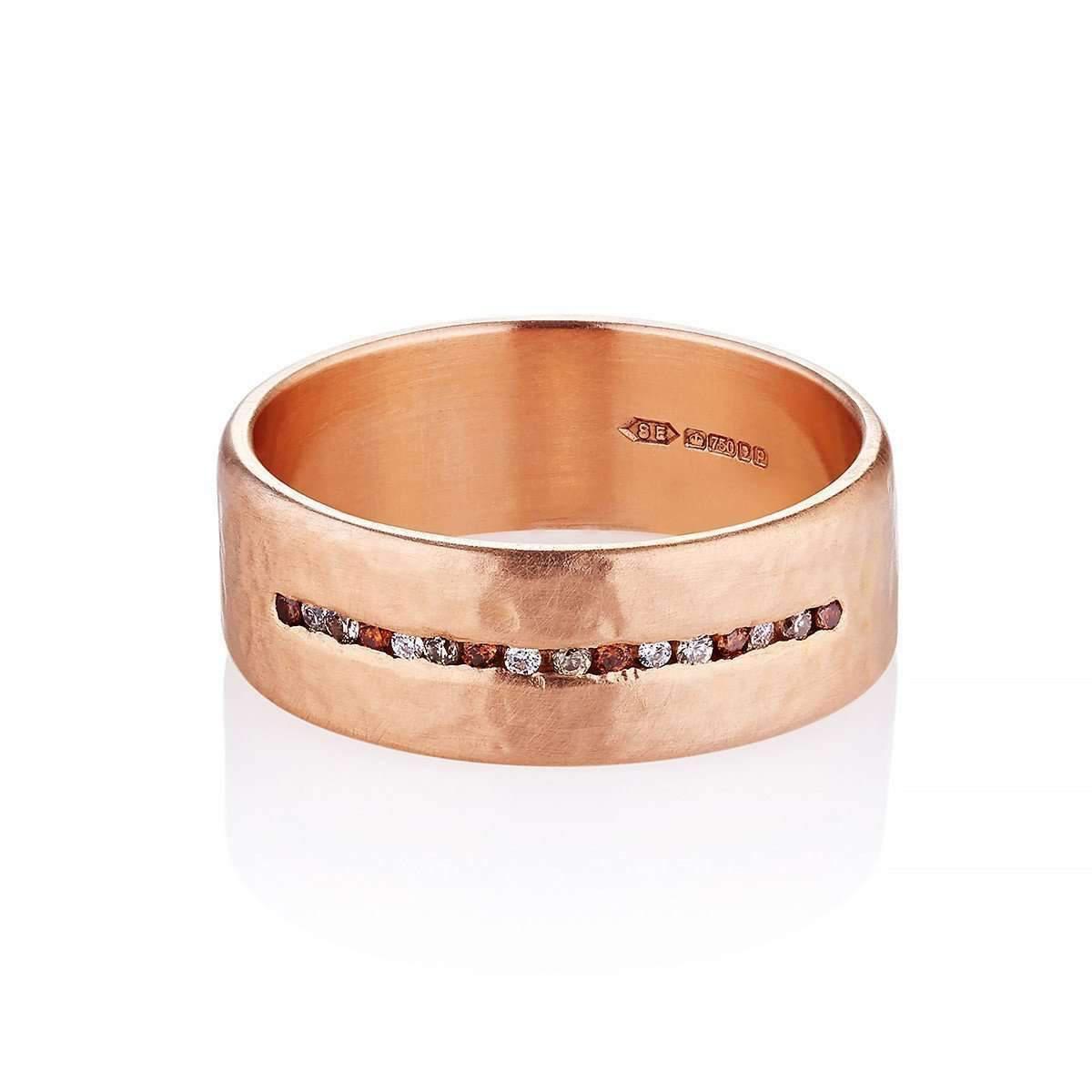 Shakti Ellenwood 18kt Fairtrade Celine Diamond Ring Jez9IybmfH