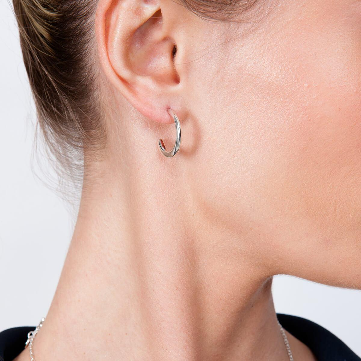 Lucy Quartermaine Mini Drop Earrings Silver 10fzsQu