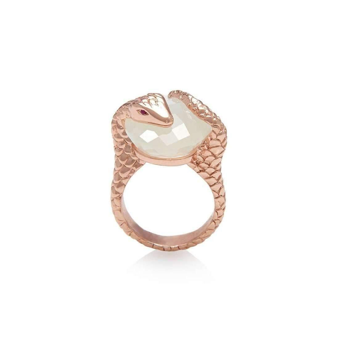 Alexandra Alberta Infinity Ring - UK L - US 5 1/2 - EU 51 3/4 FBbfd