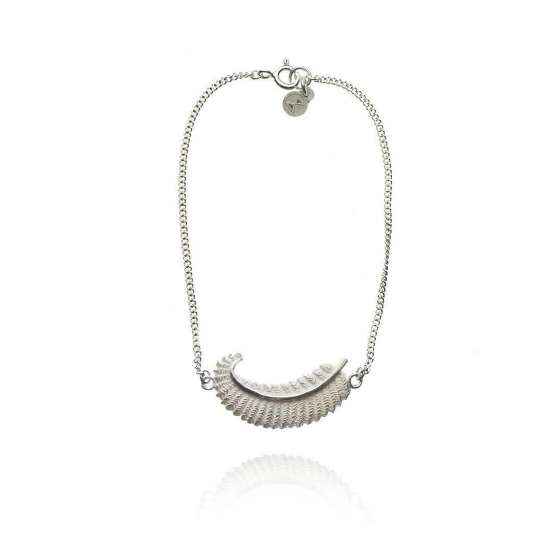 Patience Jewellery Fern Necklace OzqN13