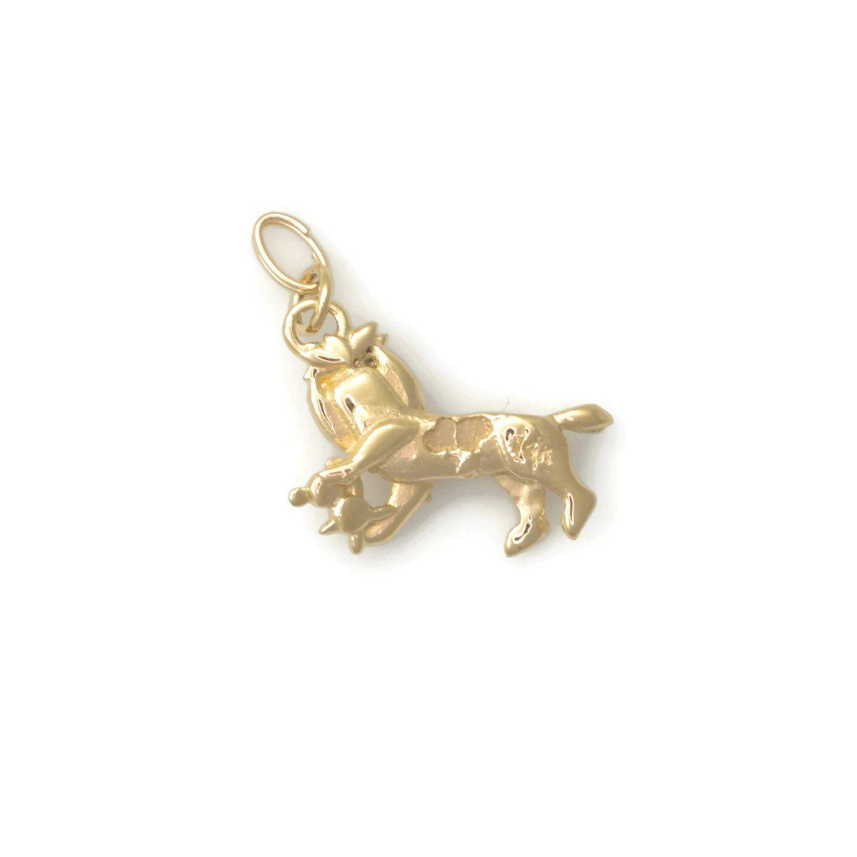 Donna Pizarro Designs 14kt Yellow Gold Maltese Charm dfxrDjwh