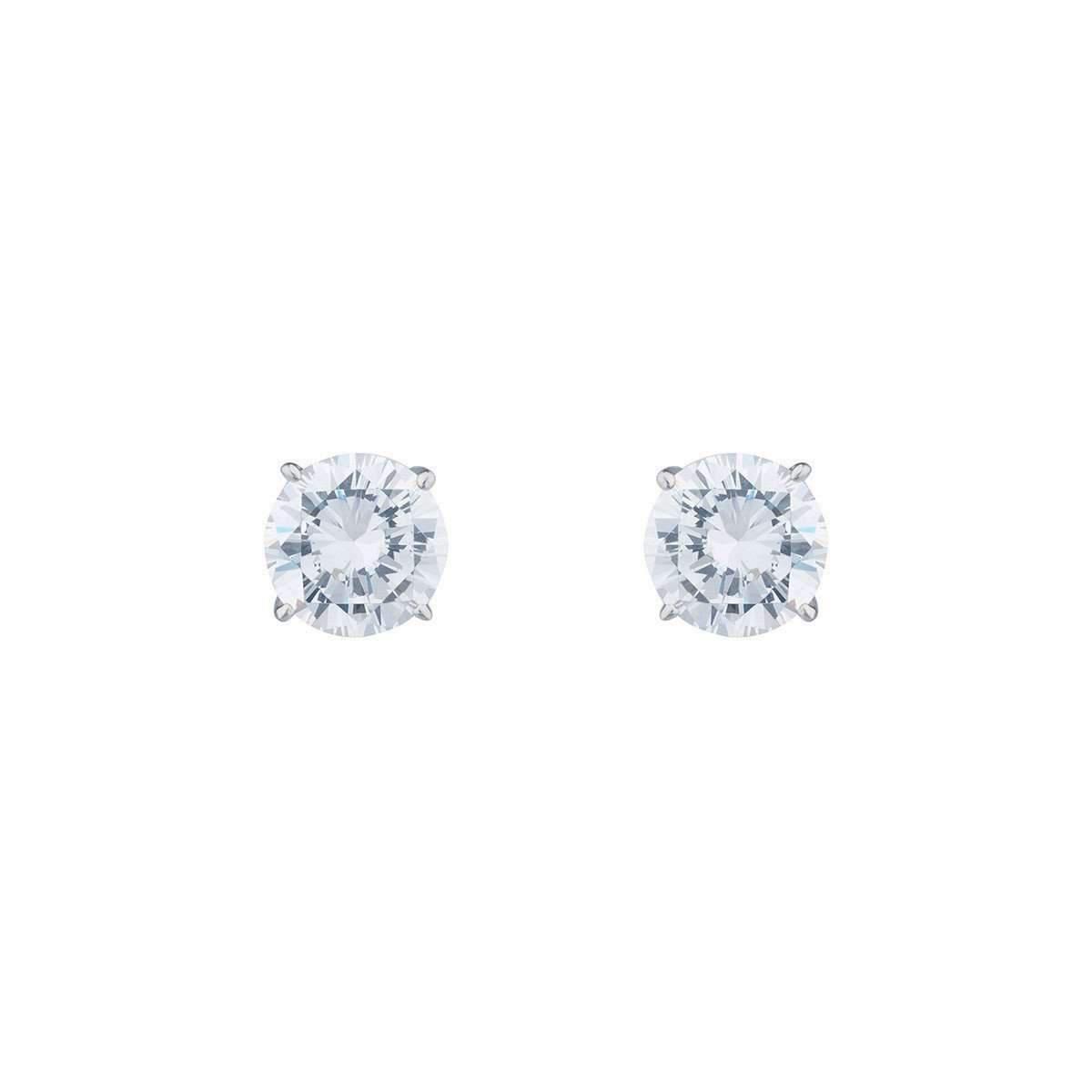 Fantasia Sterling Silver Multi Shape Stud Earrings Nr0II