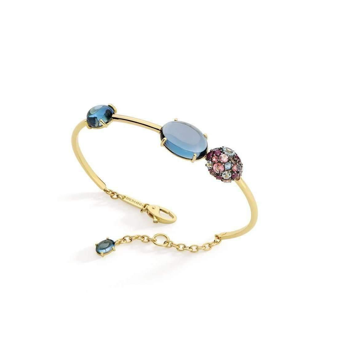 Brumani Baobab Bubbles Bracelet in Yellow Gold zikgGE0kKA