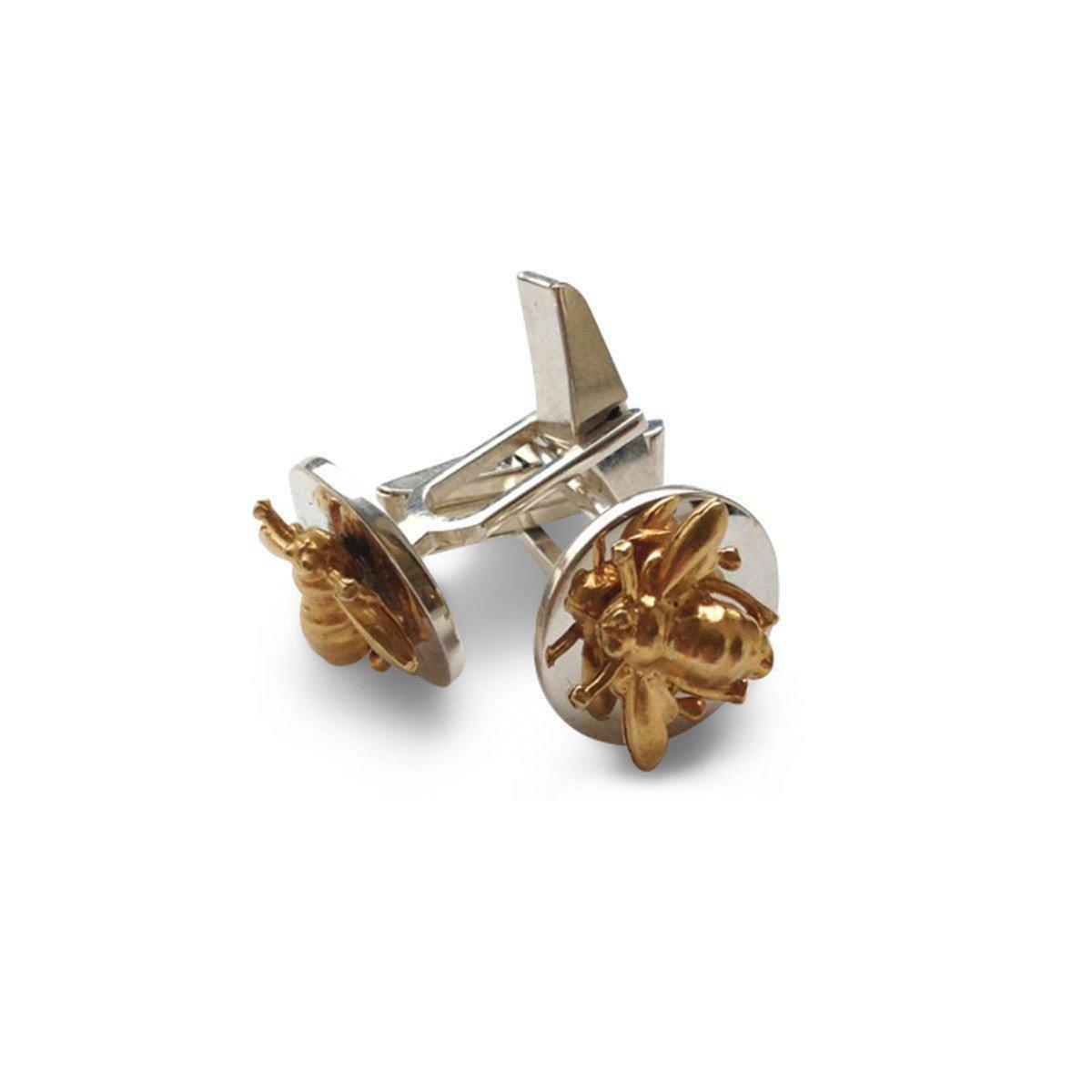 Deborah Blyth Jewellery Zander Gold Nugget Cufflinks MhgZpZE