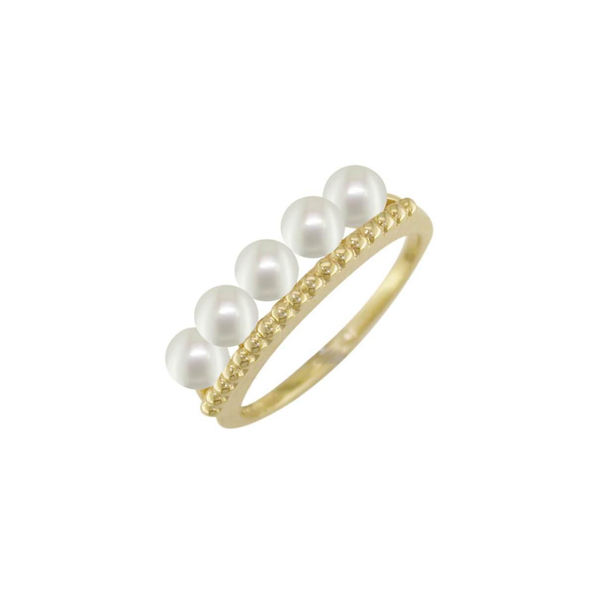 London Road Jewellery Designer White Gold Multi Colour Ball Ring Trio - UK L - US 5 1/2 - EU 51 3/4 p18lPQo