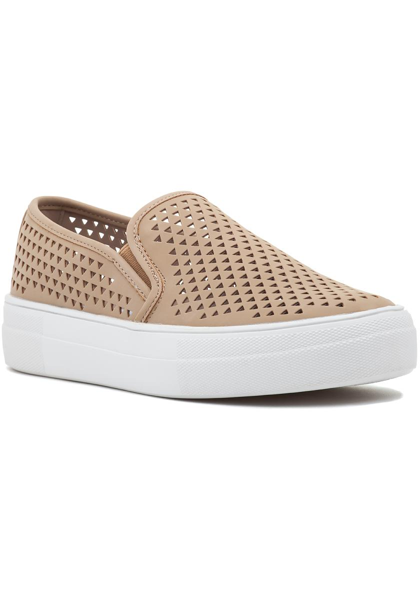 2291f117f04 Lyst - Steve Madden Gal-p Slip On Sneaker Camel in Natural - Save 20%