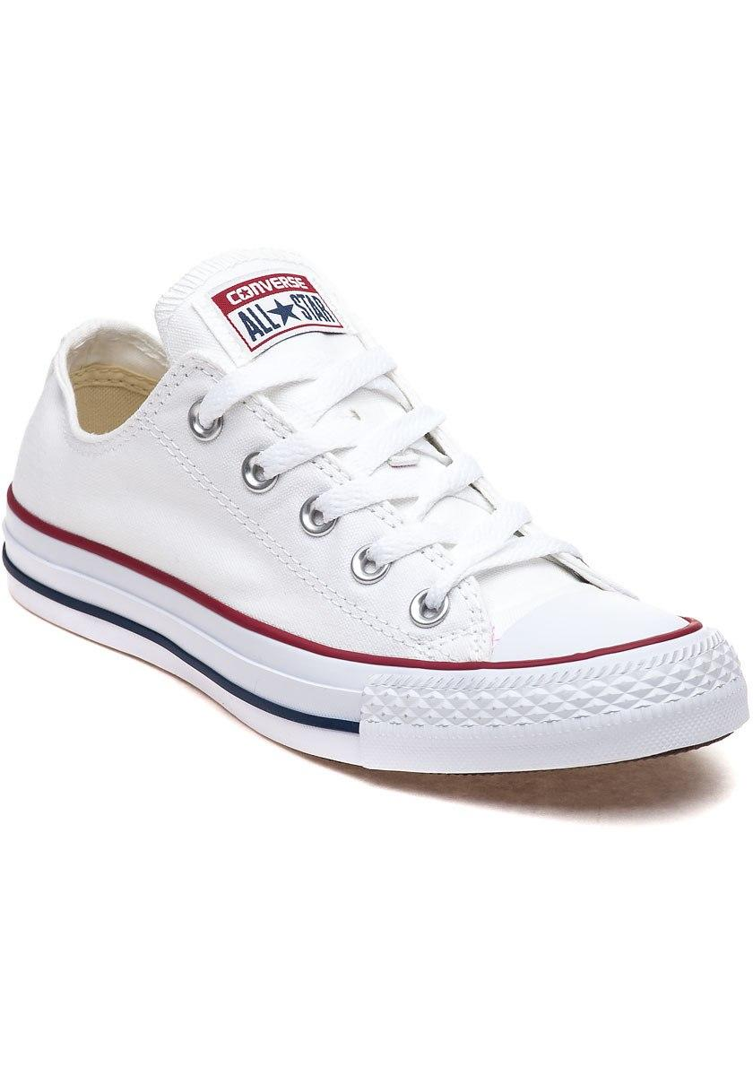 04b247f8e71c Lyst - Converse Chuck Taylor All-star Optical White in White