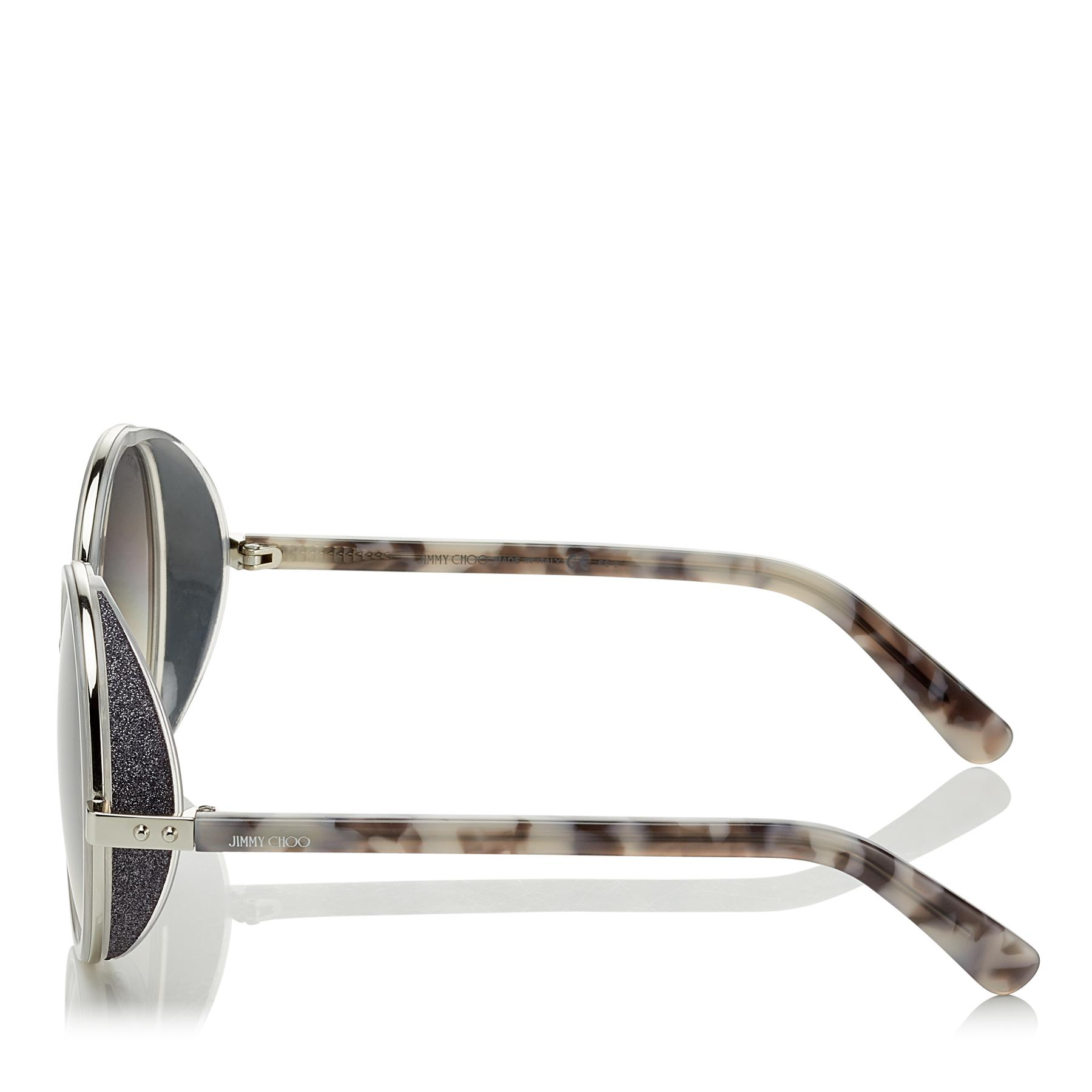 7adebca6e763 Jimmy Choo - Gray Andie - Lyst. View fullscreen