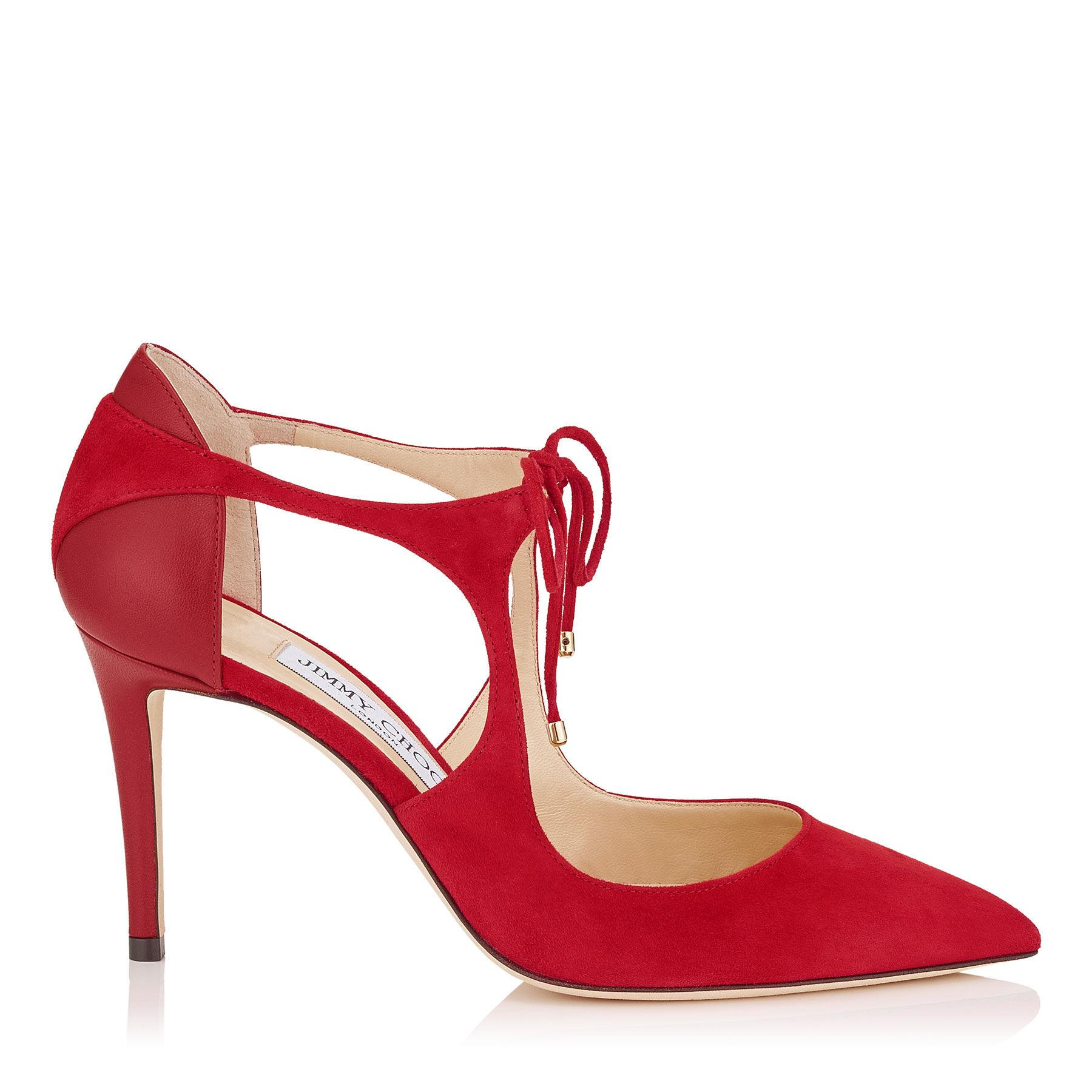 f9bf0065a4903 jimmy choo lace pumps red florals - Ecosia