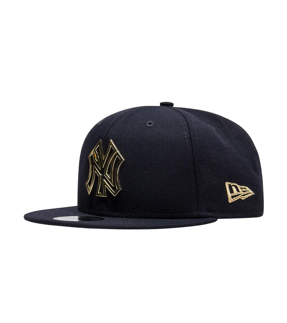 Ktz Ny Yankees Metral Frame Snapback in Blue for Men - Lyst